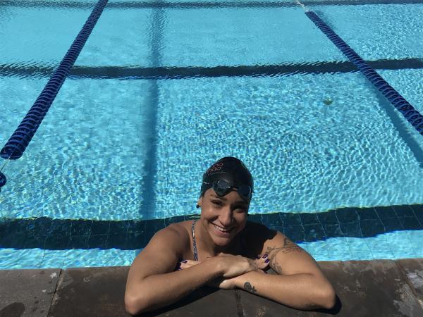 Joanna Maranhão dá adeus às piscinas: ''A vida normal vai começar para mim''