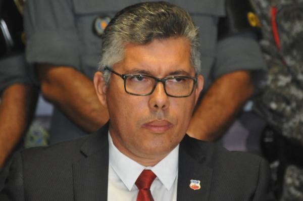 Secretário de Segurança descarta intervenção militar e defende ações para conter crime