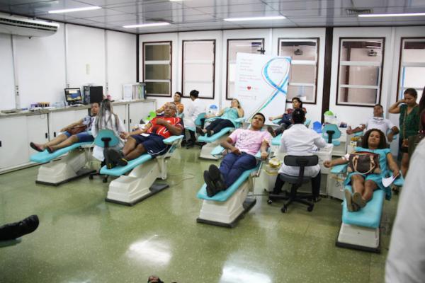 Doadores de sangue poderão ter 50% de desconto em taxas de concurso público