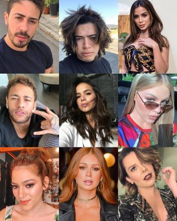 Instagram Stories: as 10 celebridades brasileiras mais influentes e assistidas