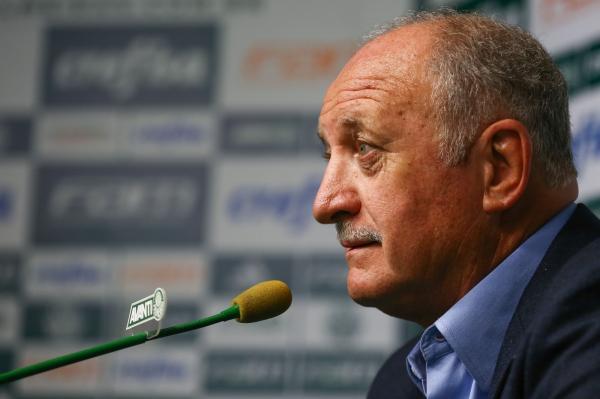 De volta do Palmeiras, Felipão diz que Copas de 2002 e 2014 já passaram: