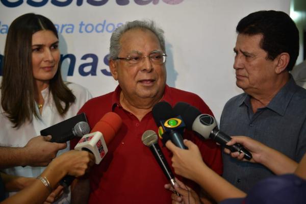 Amazonino destaca capacidade das mulheres em convenção do PP