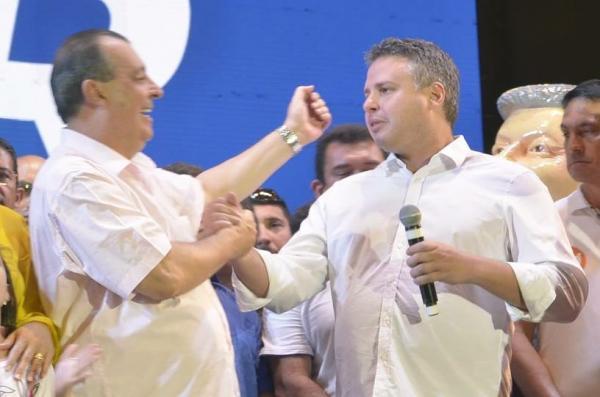 Convenção homologa Omar Aziz e Arthur Bisneto na disputa pelo governo