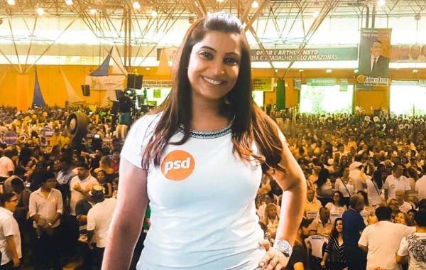 Liliane Araújo confirma candidatura para deputada estadual