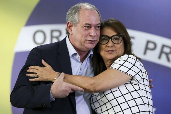 Kátia Abreu é confirmada como vice na chapa de Ciro Gomes nas eleições deste ano