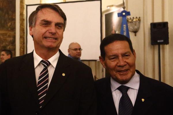 Entidades repudiam fala de general vice de Bolsonaro sobre negros e índios