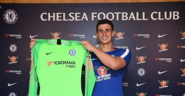É oficial: Chelsea anuncia Kepa, o goleiro mais caro da história