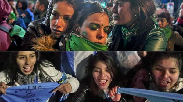 Senado da Argentina rejeita legalização do aborto, mas tema deve voltar ao Congresso em breve