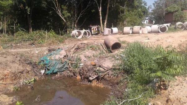 Empresa é multada em R$ 50 mil por obra sem licenciamento ambiental na Zona Leste