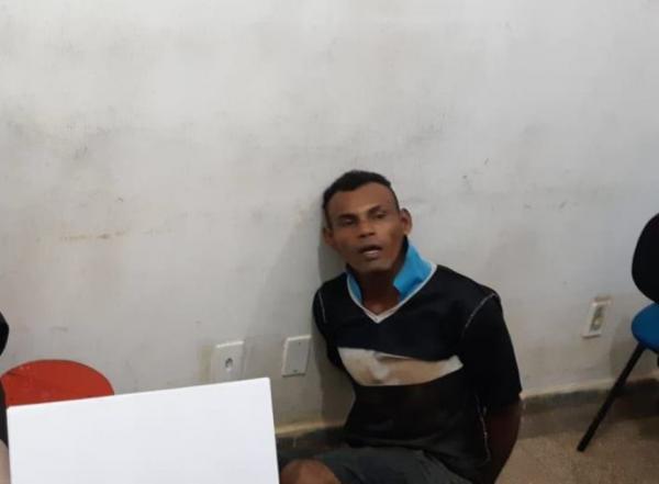 Homem confessa estupro em Manaquiri e diz que receberia R$ 2 mil por morte