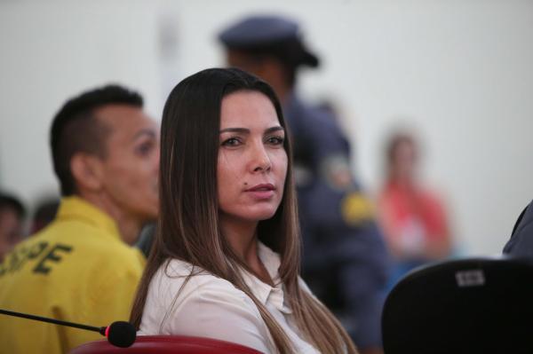 Marcelaine é condenada a pagar R$ 40 mil à vítima por tentativa de homicídio