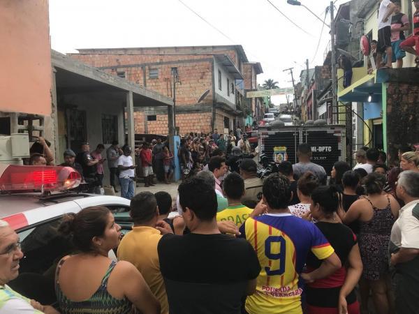 Homem é morto a tiros em Manaus depois de deixar filhos em escola