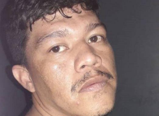 Polícia da flagrante em ' Boizão' no momento que ele assaltava no Aleixo