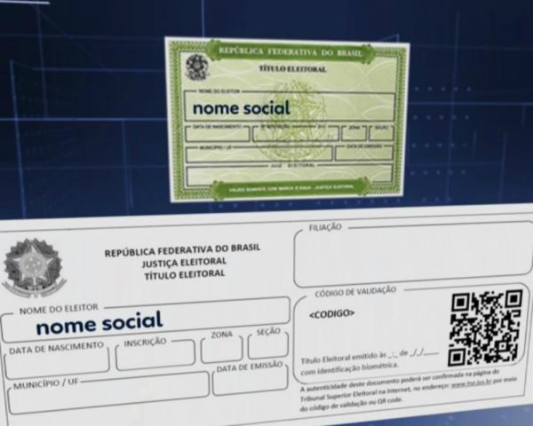 Nomes sociais são incluídos em títulos de 76 eleitores no Amazonas