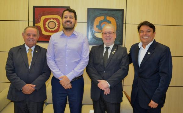 MEC avalia liberação de recurso para construção de novo prédio da Ufam