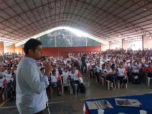 Barreirinha vai capacitar professores para Prova Brasil