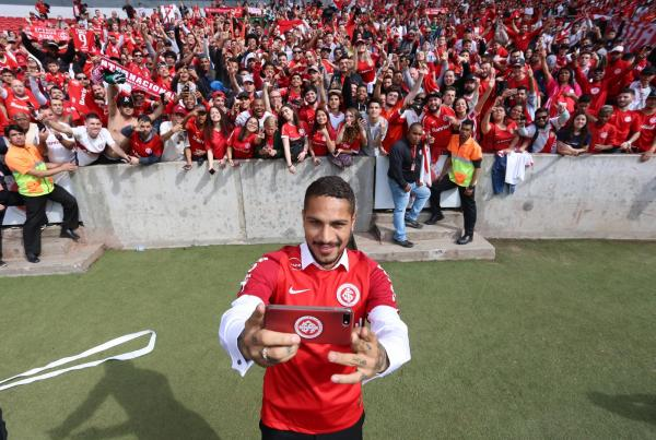 Guerrero tem nome regularizado no BID e fica apto para estrear pelo Inter