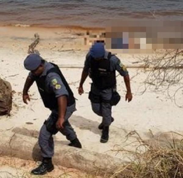 Corpo de homem em decomposição é encontrado na praia da Ponta do Vento; imagem forte