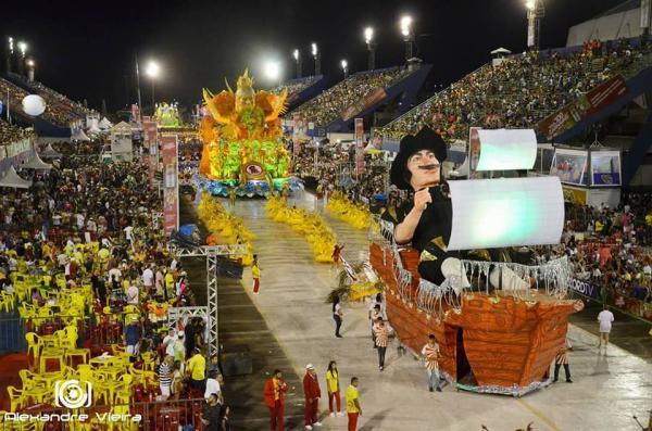 A Grande Família define tema para carnaval 2019