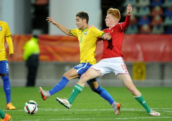 Andreas Pereira é o quarto não nascido no Brasil a ser convocado pela Seleção; veja a lista