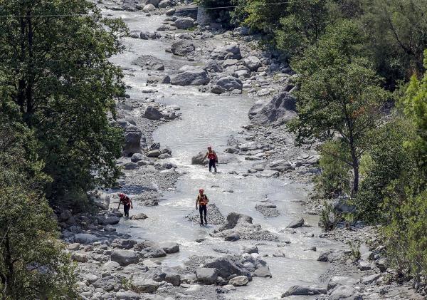 Número de mortos em enchente em parque na Itália sobe