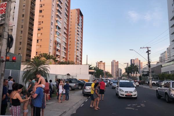 Terremoto na Venezuela é sentido em Manaus
