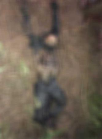 Corpo é encontrado em zona rural de itacoatiara; imagens fortes