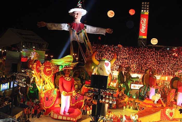 Governo Federal autoriza repasse de R$ 4 milhões para o Festival de Parintins