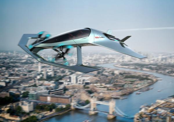 Japão acredita que carros voadores podem resolver problemas de transporte