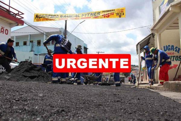 TCE-AM quer que Estado pare de fazer obras em ruas onde Prefeitura já trabalha