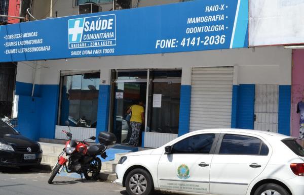 Visa Manaus e Conselhos de Odontologia e Medicina interditam clínica popular