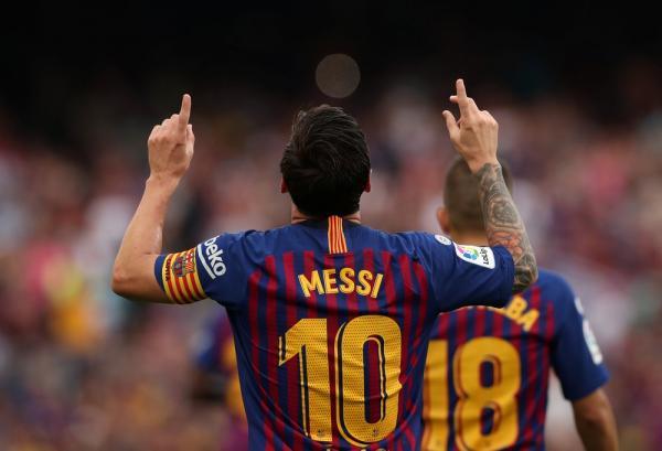 Barcelona alfineta Fifa por deixar Messi de fora da disputa do melhor do mundo