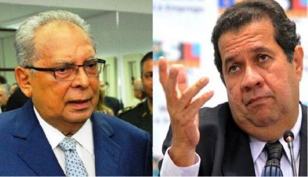 De olho no fundo eleitoral, Amazonino encena apoio a Ciro Gomes