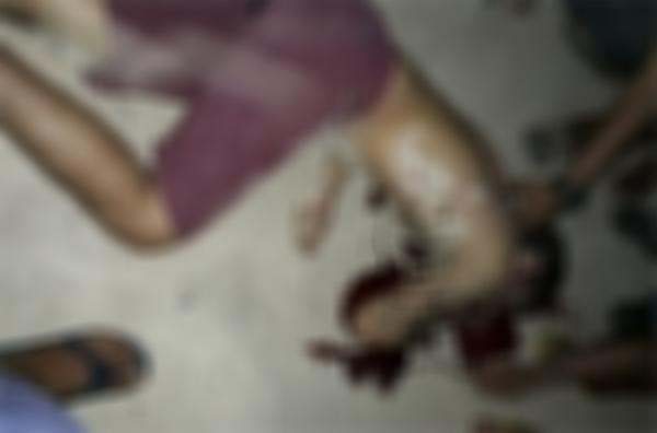 Homem conhecido como 'Pateta' é executado com nove tiros,em Manaus; imagens fortes