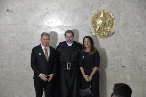 Prefeito Arthur Virgílio Neto diz que Toffoli representa renovação