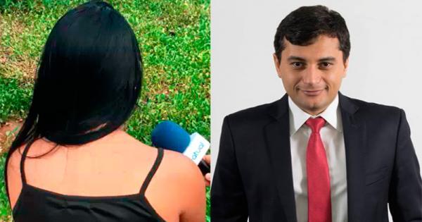 Wilson Lima tenta calar site no caso da menor; justiça eleitoral nega