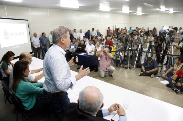 Prefeitura de Manaus lança programa para aprimorar profissionais e atendimento na saúde