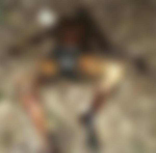 Cadáver encontrado em área de mata no Aleixo estava em estado de putrefação; imagens fortes