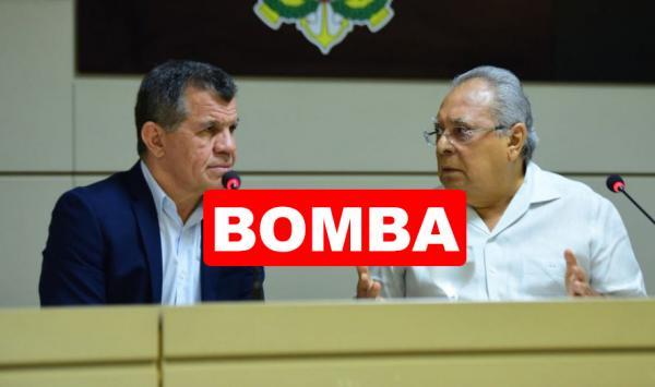 BOMBA: UOL afirma que Amazonino nomeou chefe do tráfico para cargo no governo