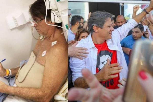 Ibope: Haddad cresce para 22% e Bolsonaro mantém liderança com 28%