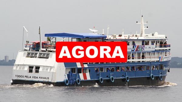 Candidato quer resgatar Barco Pai e outros projetos esquecidos no Amazonas