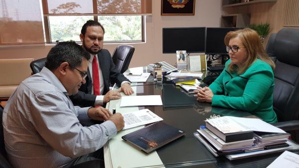TCE terá acesso livre ao Sistema Financeiro da Prefeitura de Manaus