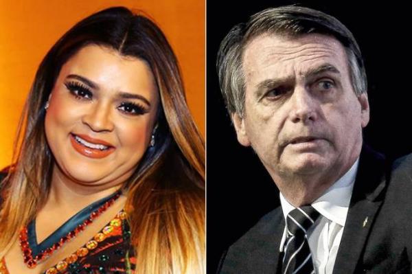Preta Gil apoia campanha anti-Bolsonaro e diz: 'Já senti na pele a fúria dele'