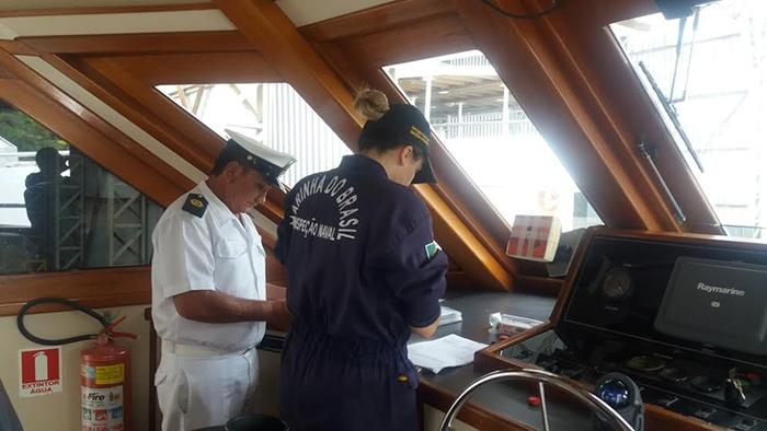 Marinha divulga relação das embarcações que já passaram por inspeção e podem navegar a Parintins