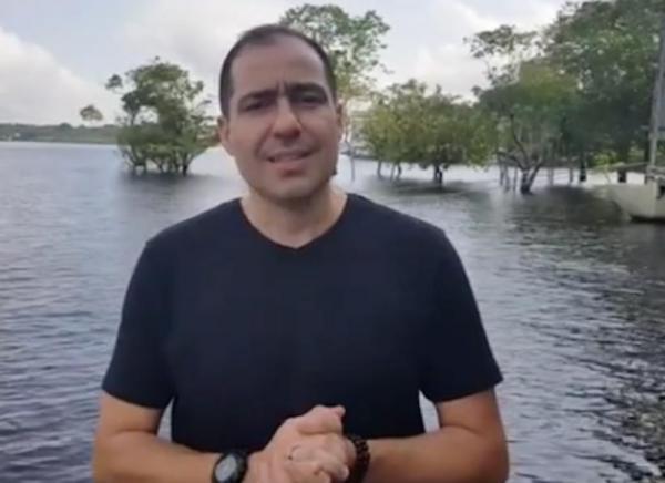 Delegado Federal Wesley Aguiar assume Contralodoria-Geral do Amazonas