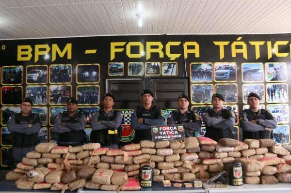 'Orgia' de traficantes presos em motel com 200 kg de droga durou dois dias, diz polícia