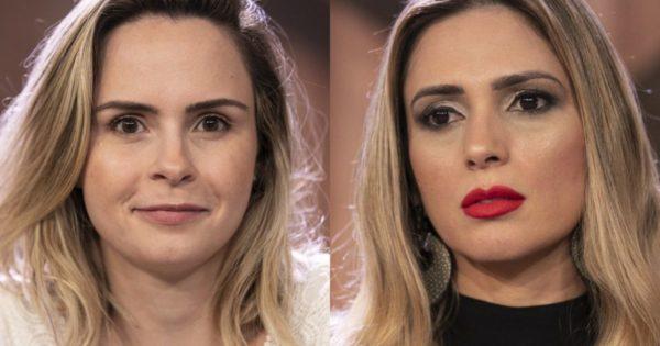Ana Paula Renault e Nadja Pessoa disputam permanência em 'A Fazenda'