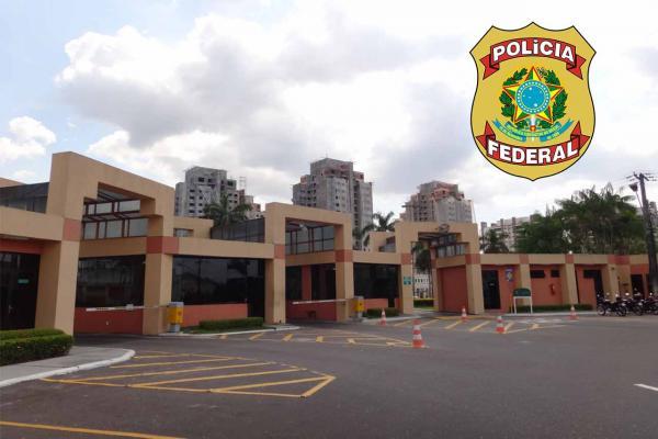 URGENTE: PF realiza operação em empresas e condomínios de luxo em Manaus
