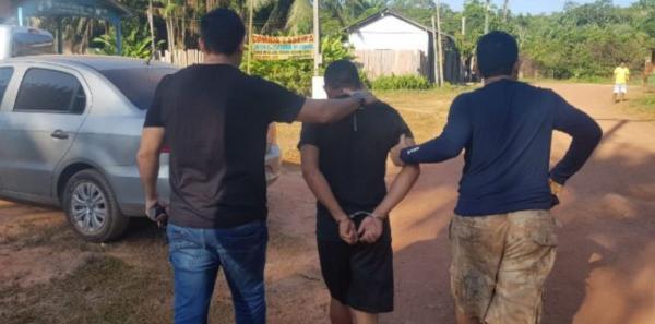 Polícia prende suspeito de matar motorista de aplicativo em Manaus
