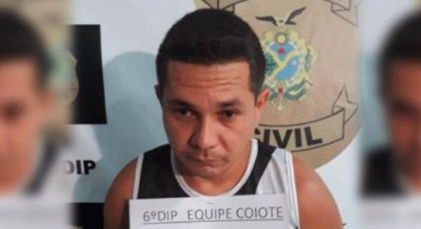 Homem é preso por se masturbar em via pública de Manaus